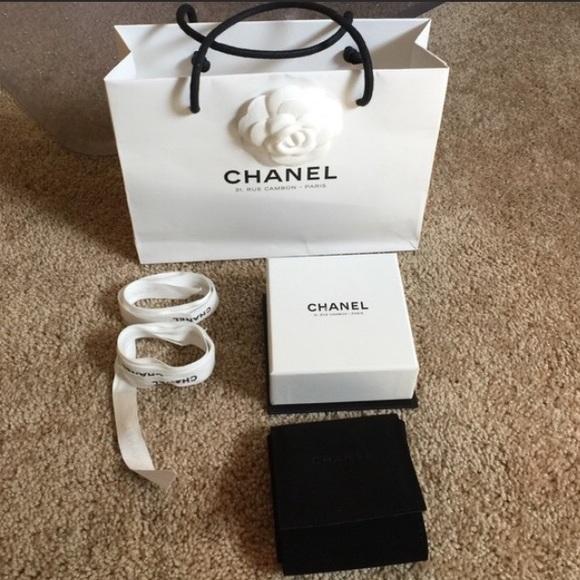 1133e34a7d50 CHANEL Accessories - Chanel Rue Cambon Jewelry Box